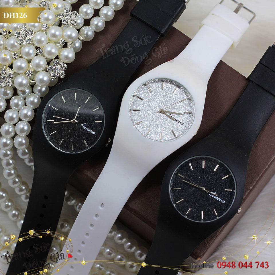 Đồng hồ Geneva sport.