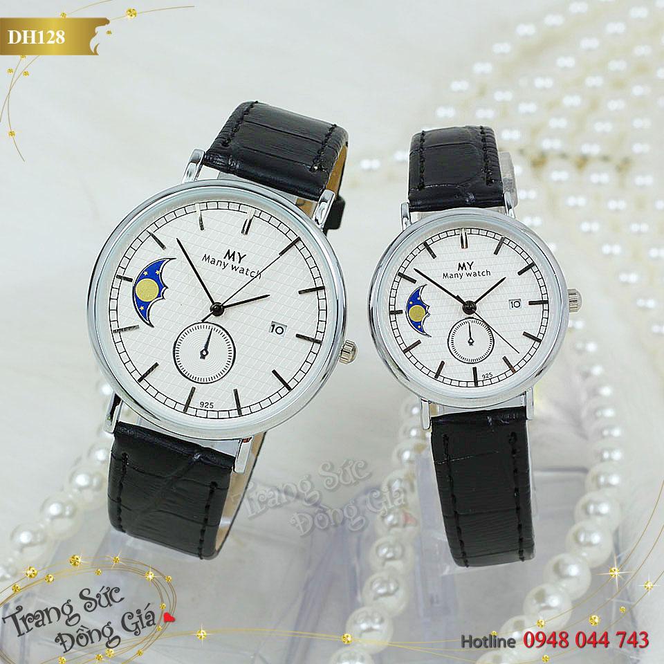 Đồng hồ cặp My Many Watch