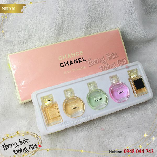 Nước hoa Chanel Chance for Her.