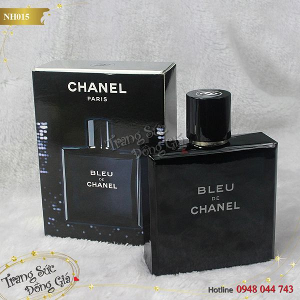 Nước hoa Chanel Bleu for Men.