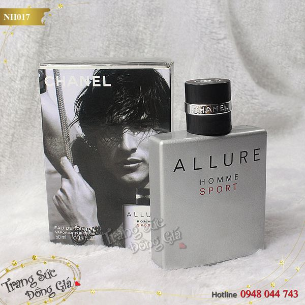 Nước hoa Chanel Allure Homme Sport - for Him