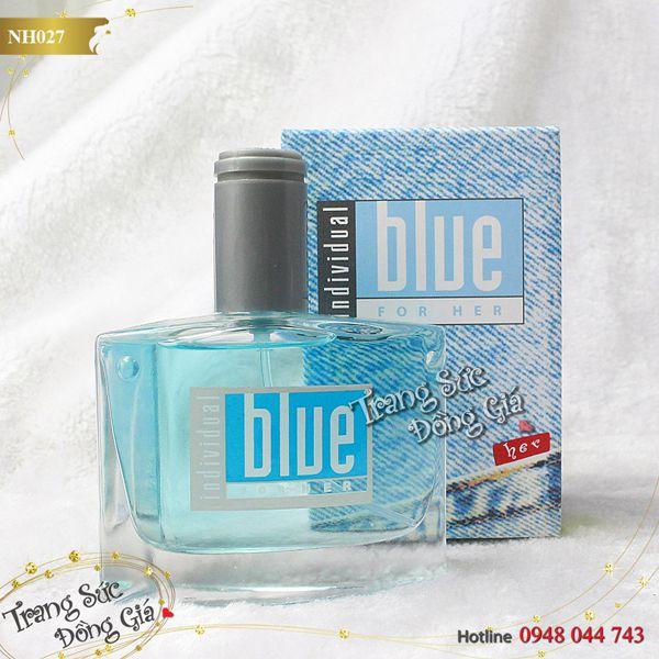 Nước hoa Blue For Her.