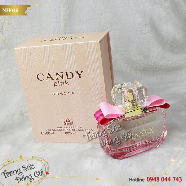 Nước hoa Candy Pink for Her.