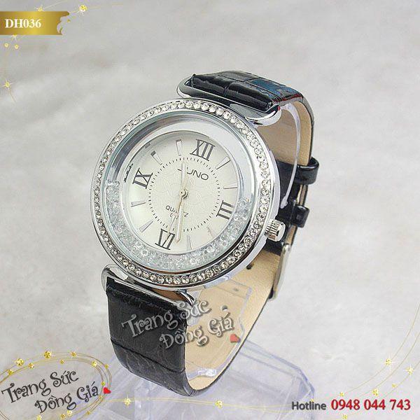 Đồng hồ JUNO thời trang nữ xinh xắn.