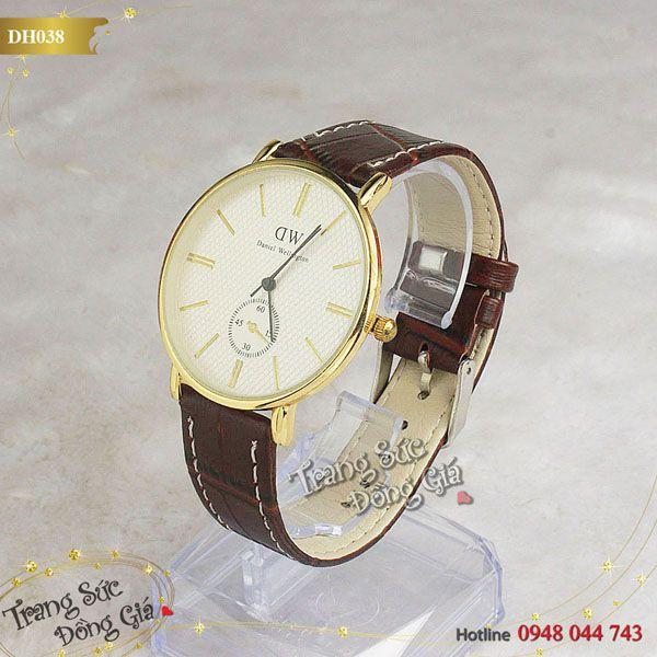 Đồng hồ DW thời trang nam.
