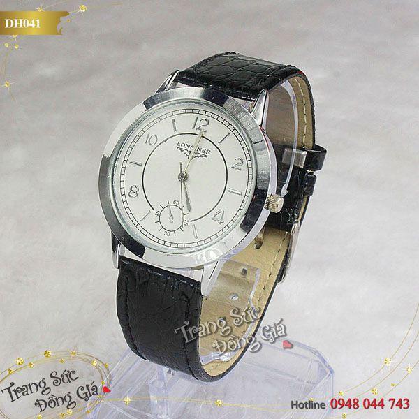 Đồng hồ Longines thời trang nam.
