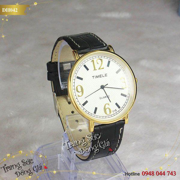 Đồng hồ TIMELE thời trang nam.