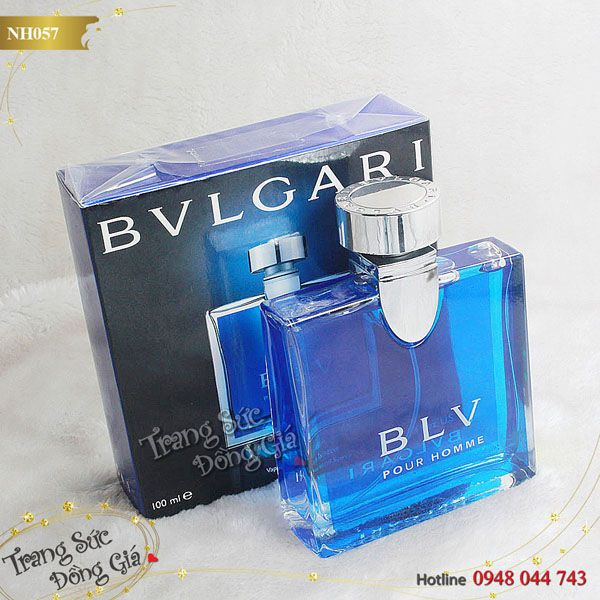 Nước hoa BVLGARI for Men.