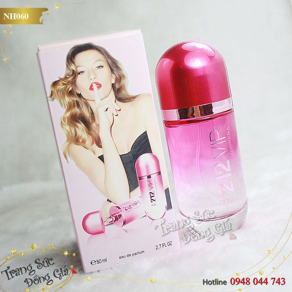 Nước hoa 212 VIP for Women