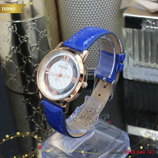 Đồng hồ Ming Jang thời trang nữ.