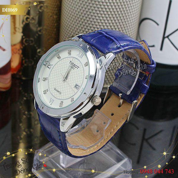 Đồng hồ TISSOT thời trang nam.