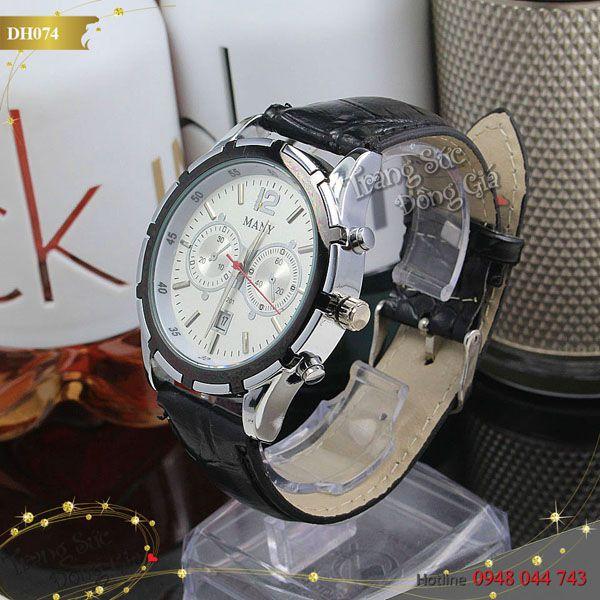 Đồng hồ MANY thời trang nam.