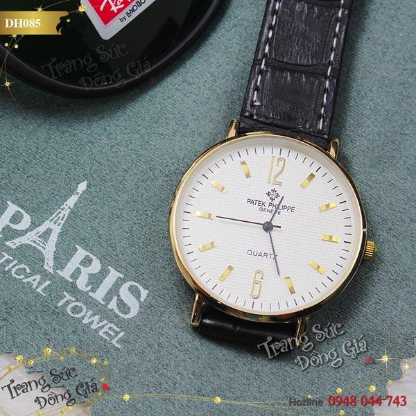 Đồng hồ Quartz thời trang cao cấp.
