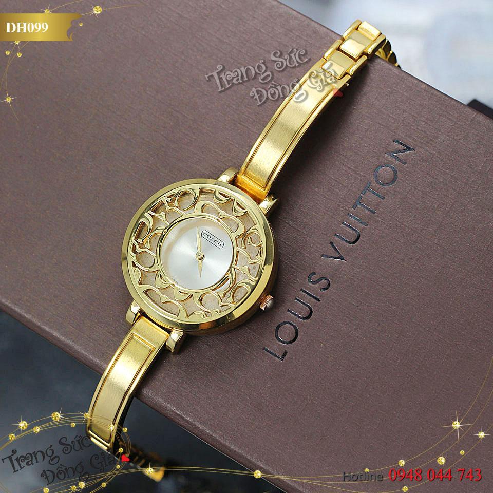 Đồng hồ Coach nữ.