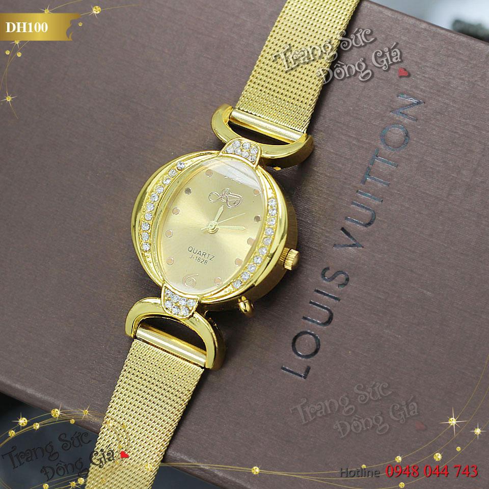 Đồng hồ Quartz nữ.