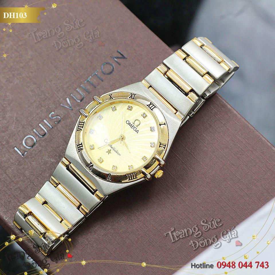 Đồng hồ Omega nam.