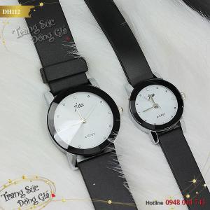 Đồng hồ cặp thời trang.