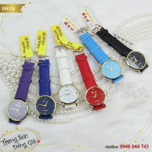 Đồng hồ Geneva xinh xắn,