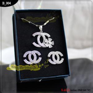 Trang Sức Bộ Chanel