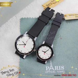 Đồng hồ cặp I LOVE YOU xinh xắn