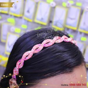 Băng đô cài tóc thời trang xinh xắn